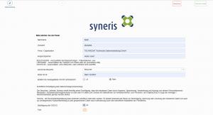 syneris_Besuchermanagement_Dateneingabe_Web