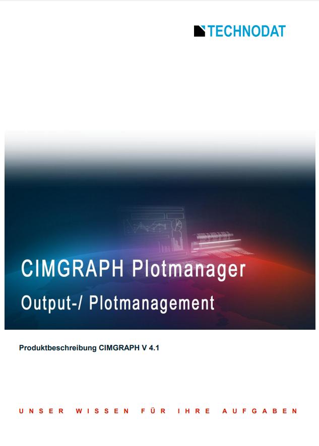 Technodat Leistungsbeschreibung Cimgraph