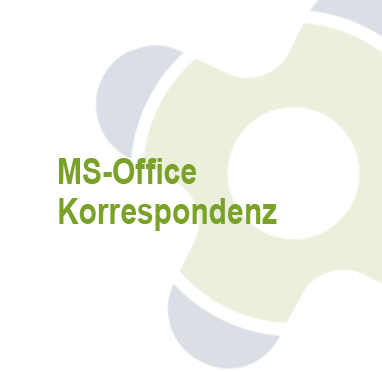 syneris Integration MS-Office