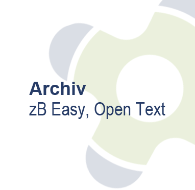 syneris Integration Archivsysteme